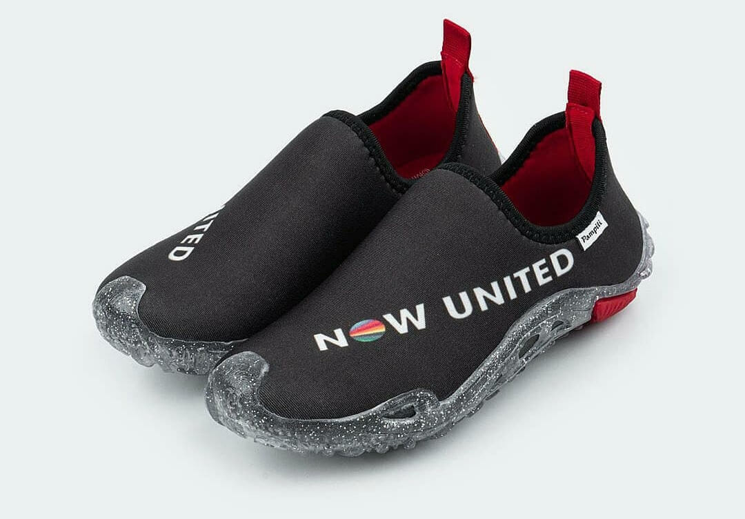 TENIS PAMPILI NOW UNITED PRETO 28